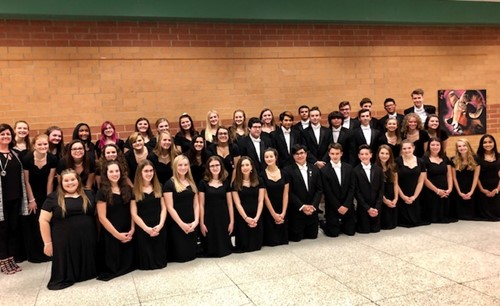 MAHS Honors Choir