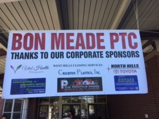 Bon Meade 10th Annual Race for Education: October 20, 2017