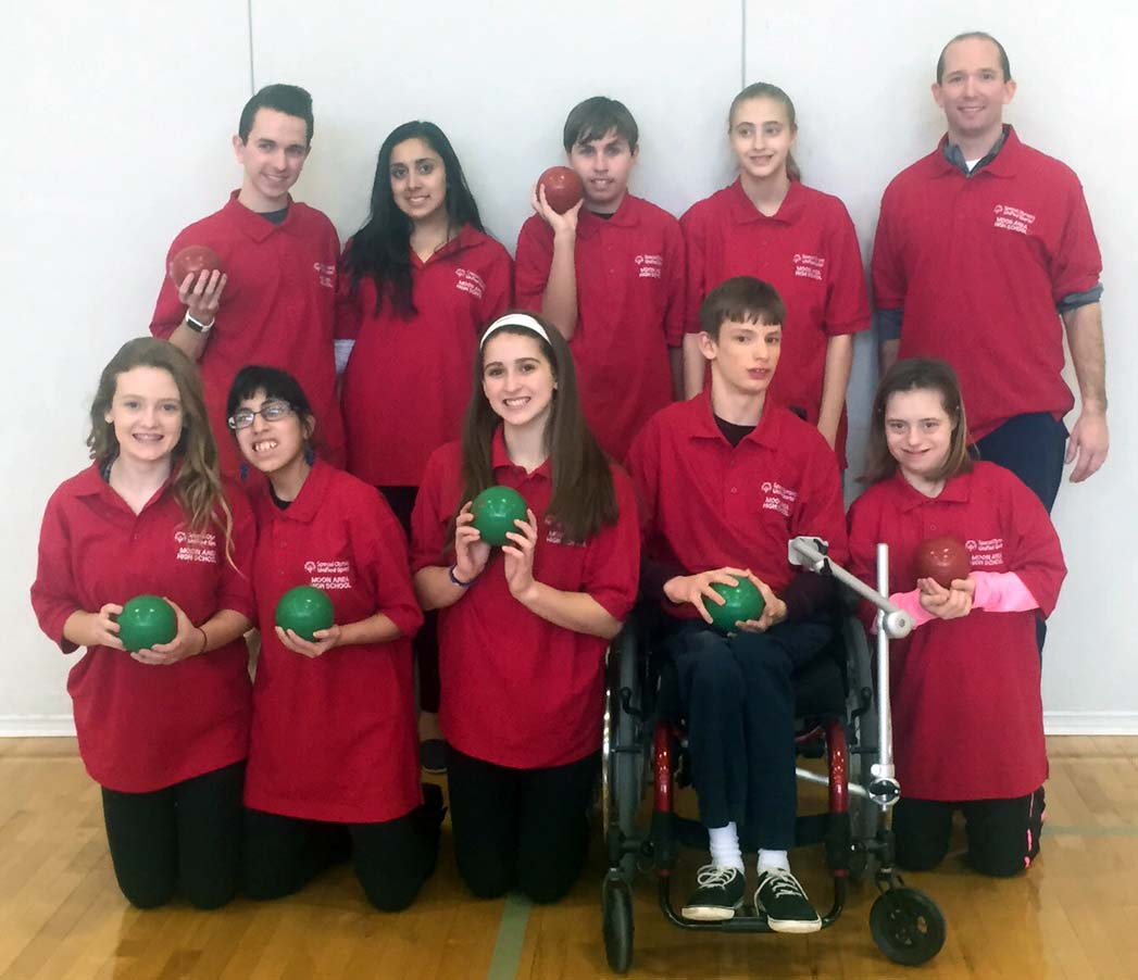 Unified Bocce Team